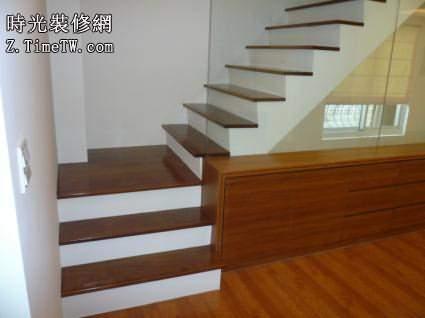 室內裝修之木地板樓梯裝修 木地板樓梯安裝方法