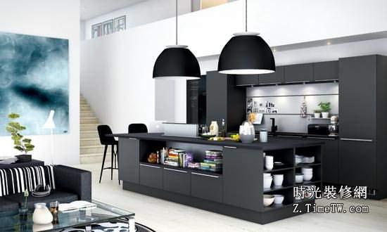 精緻典雅設計 讓你愛上廚房