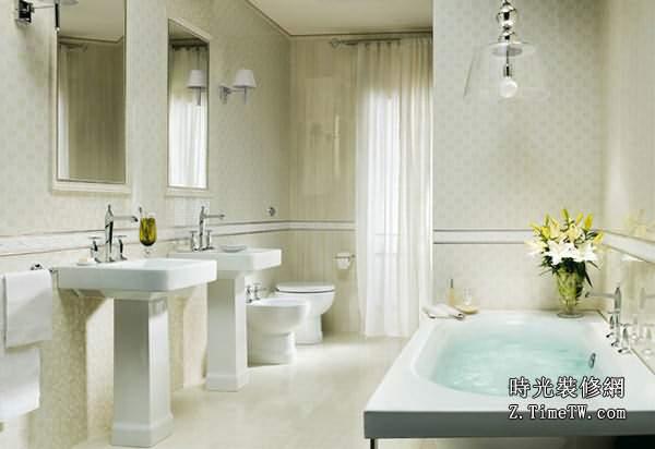 浴室裝修的六大注意事項