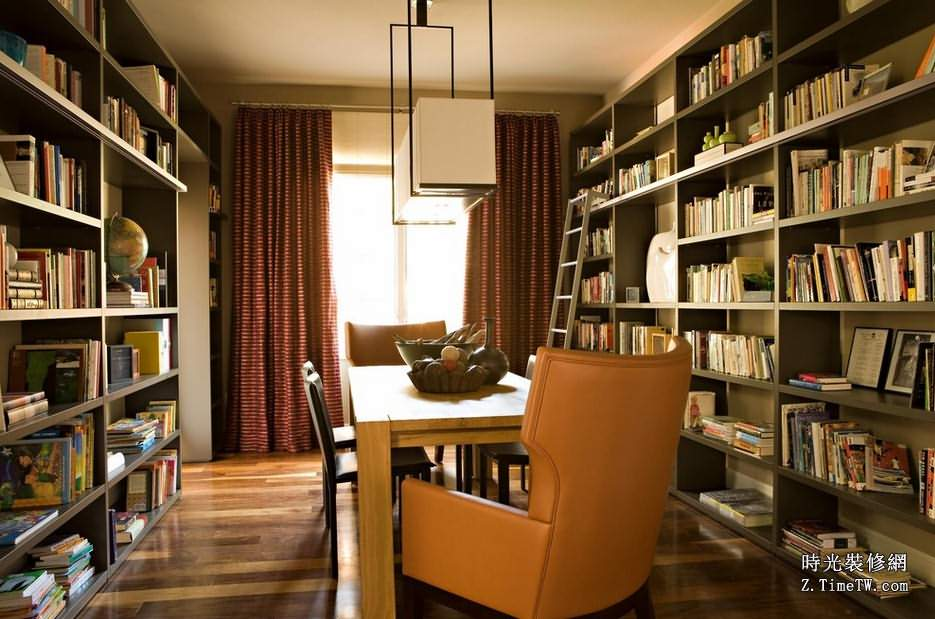 書房裝修四大要素 書房裝修要點介紹