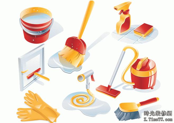 最新保潔工具介紹及使用方法大全