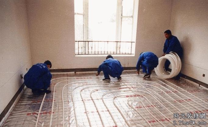 地暖施工方法 地暖施工工藝流程詳解
