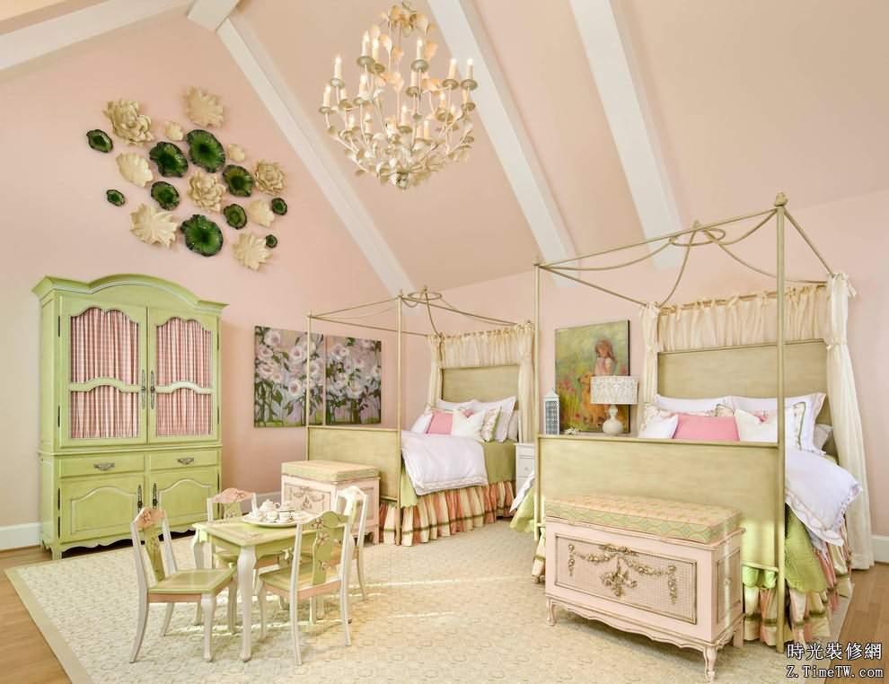 兒童房裝修攻略以及傢俱選購
