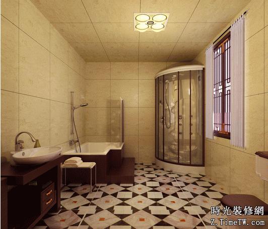 淋浴房的尺寸介紹 淋浴房挑選三技巧