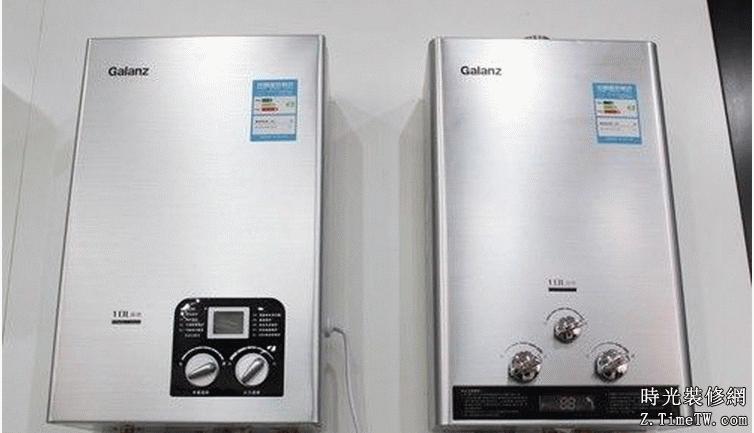 燃氣熱水器安裝位置知識介紹