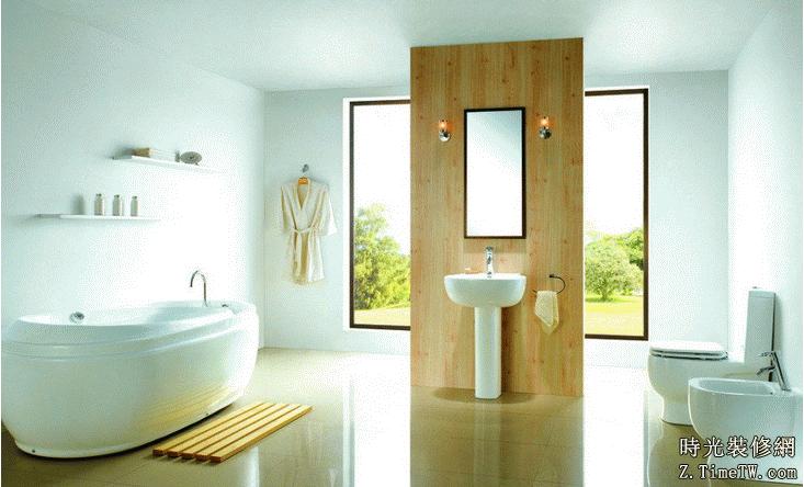 浴室風水佈局有絕招 教你打造完美浴室