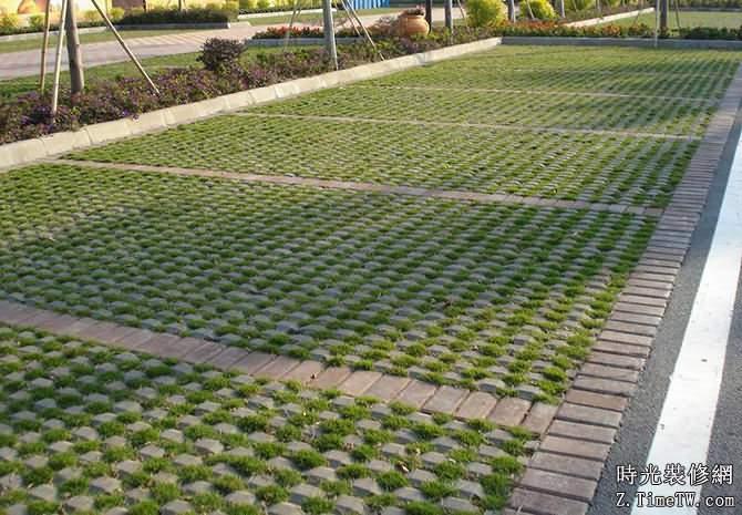 植草磚的施工方法和要點