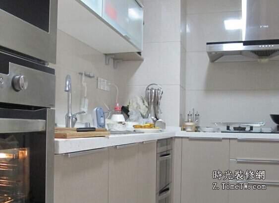 小成本大房間  廚房裝修如何控制價格