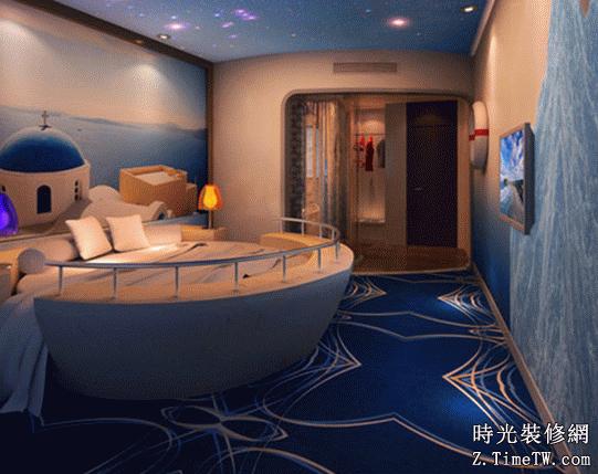 幾款臥室設計推薦 打造獨特的浪漫臥室