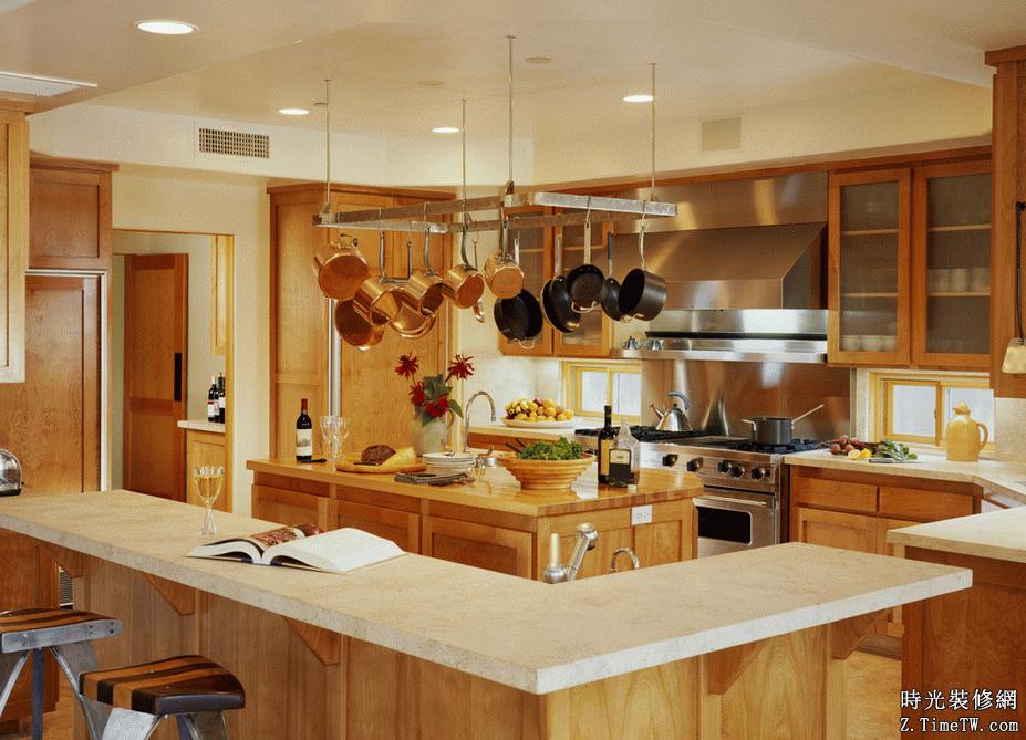 小戶型廚房裝修八大技巧