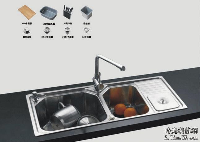 關於廚房水槽風水你不得不知道的事