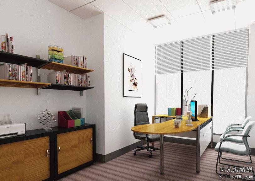 辦公室裝修有技巧   五要四不要