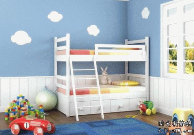 教大家如何佈置兒童房間