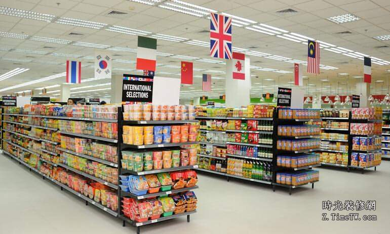 超市佈局設計的基本原則有哪些