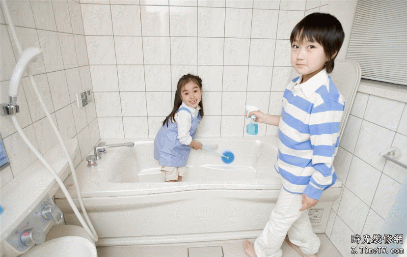 如何做好浴室清潔  趕走各種浴室污垢