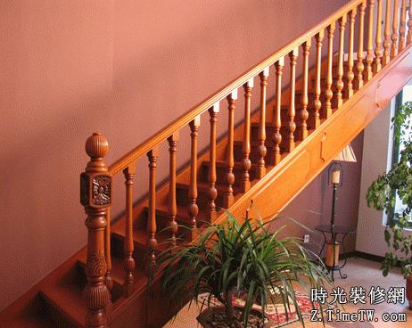 木樓梯扶手的挑選技巧