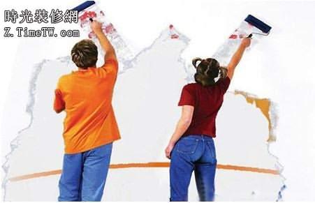 家居室內裝修油漆施工工藝介紹