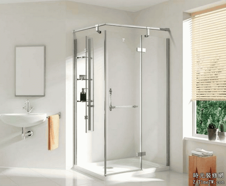 關於淋浴房的分類的相關知識