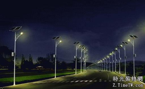 關於太陽能路燈原理你瞭解多少