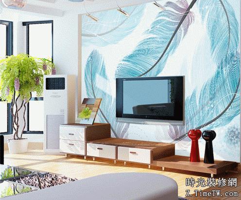 家居裝飾 電視背景牆風水禁忌