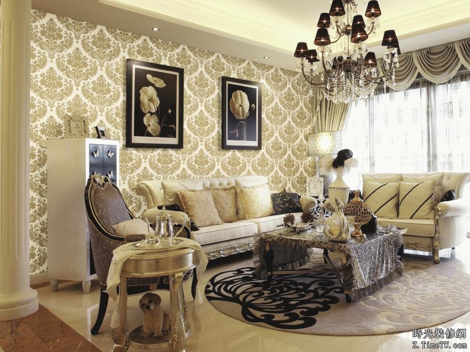 不得不知道的壁布的幾個清潔技巧