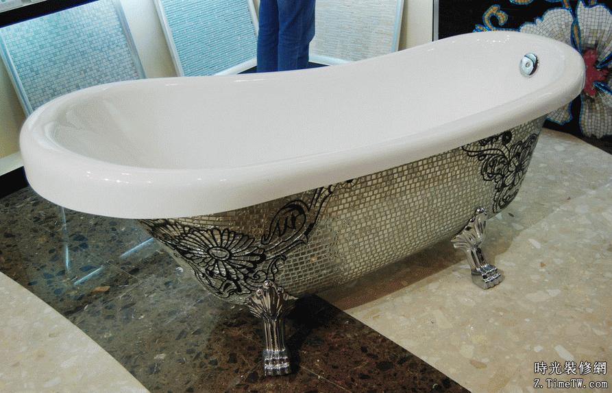 嵌入式浴缸的安裝方法