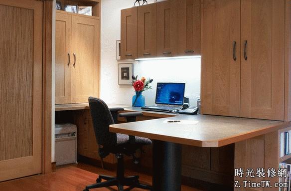 學生書房的佈置  書房裝修風水