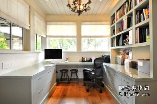 書房設計要點 書房設計的注意事項