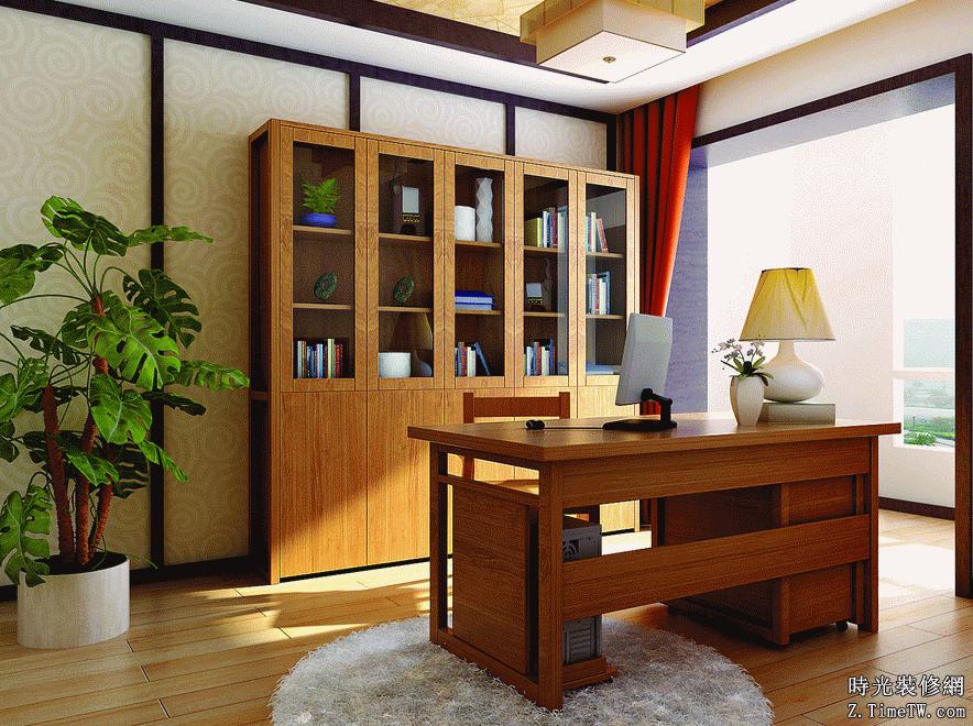 如何設計書房?書房的設計理念