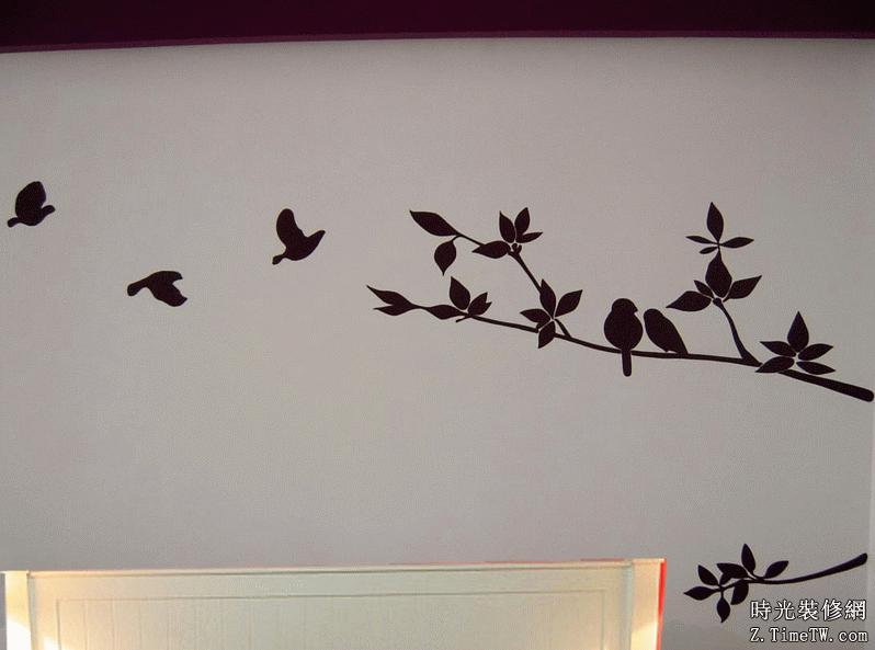 手繪牆畫注意事項以及製作方法
