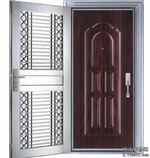 防盜門的安裝要點及安全級別簡介