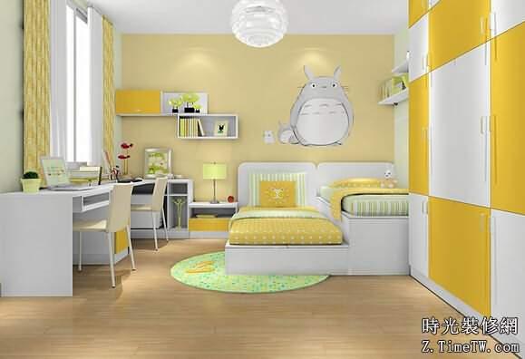 兒童房間榻榻米設計要注意什麼