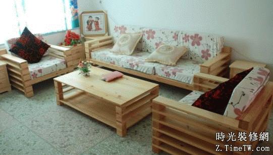 有關松木沙發的優缺點盤點