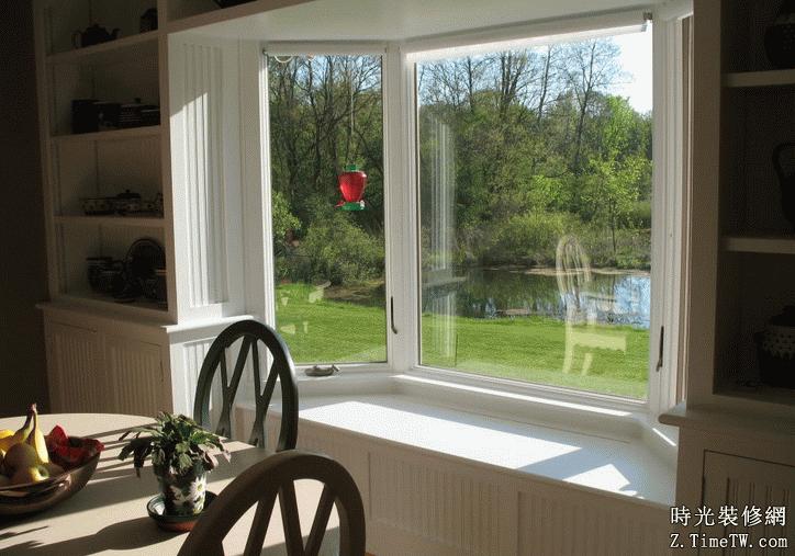 家裝飄窗的設計類型詳解