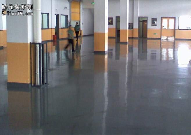 地面漆施工要點 地面刷漆全攻略