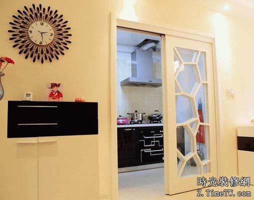 裝修廚房隔斷門的注意事項