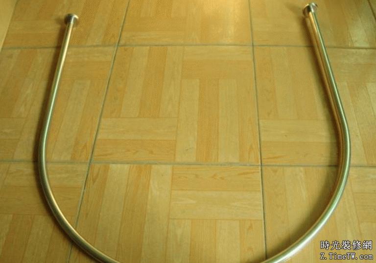弧形浴簾桿優點及安裝注意事項