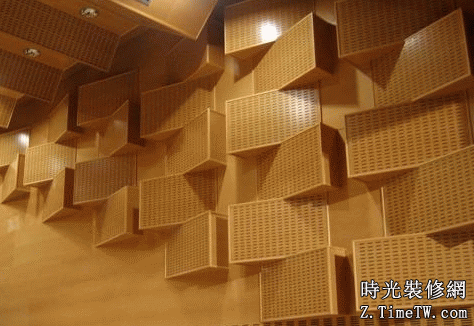 聚酯纖維吸音板特點展示