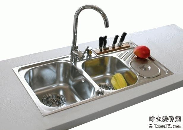 廚房水槽的安裝方法 水槽安裝注意事項