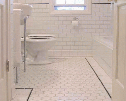 衛生間瓷磚脫落原因揭秘