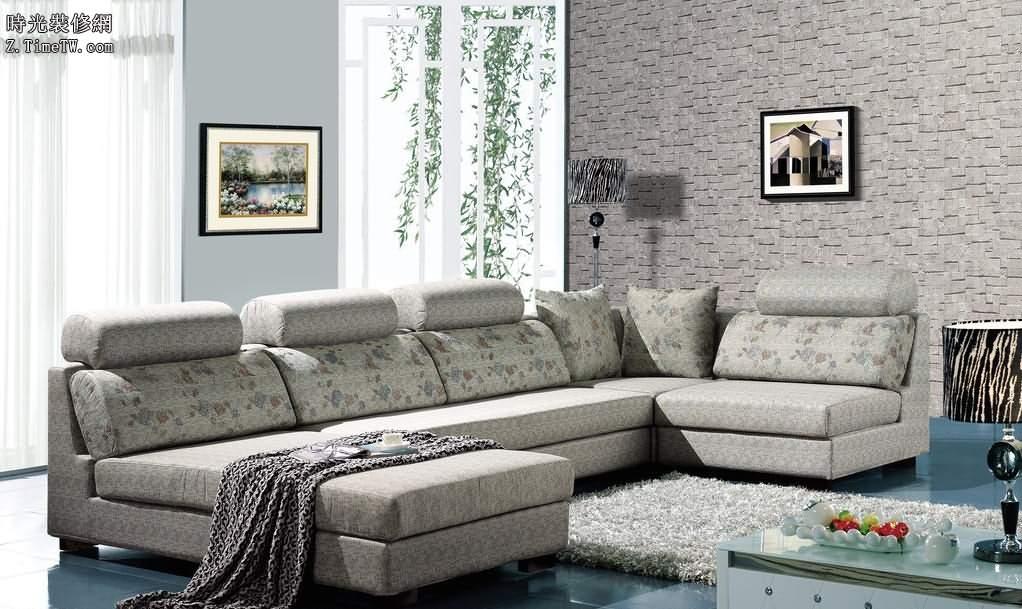 五招輕鬆搞定布藝沙發清洗