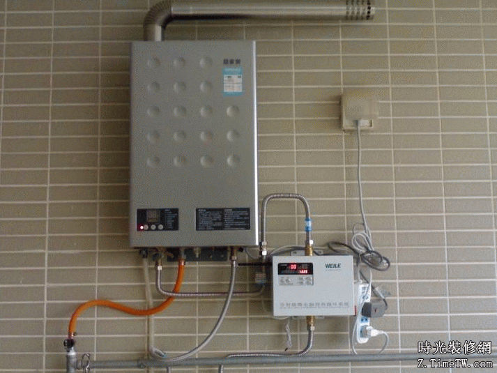 燃氣熱水器安裝方法全攻略