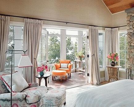小編與您分享臥室陽台裝修方案