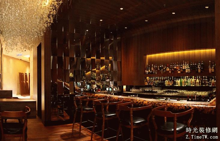酒吧吧檯設計與佈置注意事項