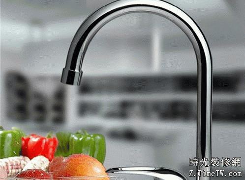 廚衛水龍頭清潔保養小常識