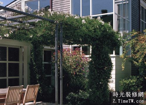 庭院裝修設計的風水小常識