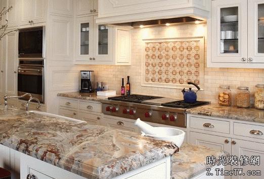 家居廚房操作台設計要點
