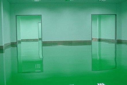 地坪漆如何選擇 保養需注意事項