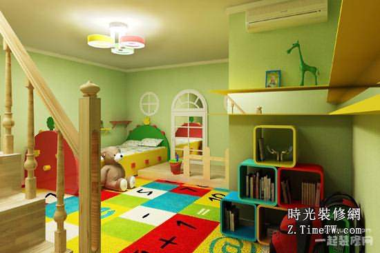 健康家裝小指南 為孩子創造一個健康的視力環境