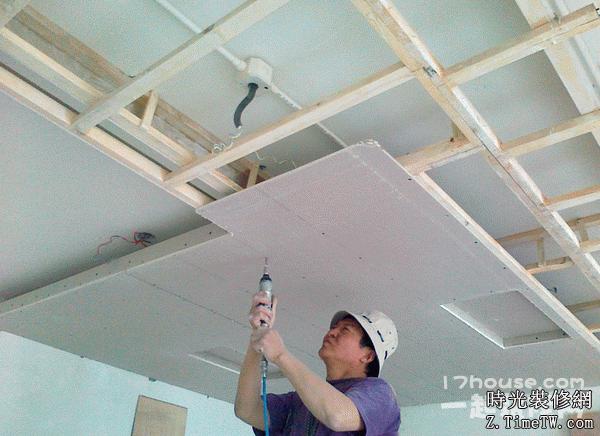 木工施工工藝流程詳解